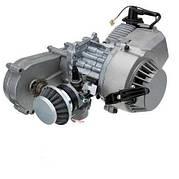 Двигатель минимото/miniATV с редуктором квадроцикла MINIMOTO 49cc (65cc) тюнинг