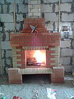 Печи, камины индивидуальное строительство, фото 1