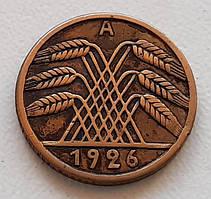 Германия 5 рейхспфеннигов 1926 А