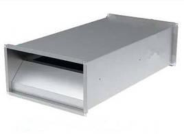 Шумоглушитель канальный прямоугольный C-GKD-100-50
