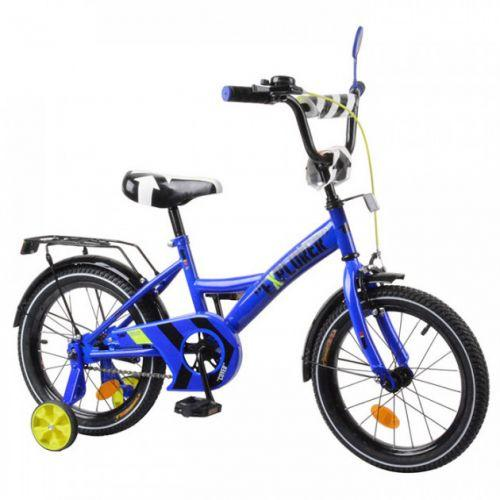 "Велосипед ""Explorer"" 16"" (синий) T-216111"