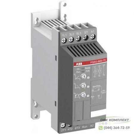 Устройство плавного пуска ABB PSR37-600-70 18.5 кВт