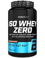 Протеин Изолят BioTech Iso Whey Zero 908g ПЕЧЕНЬЕ КРЕМ