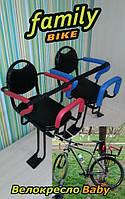 Велокресло Вabу. Для незабываемых прогулок