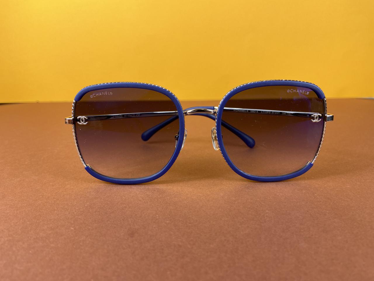 Очки солнцезащитные Chan*l женские 106-29