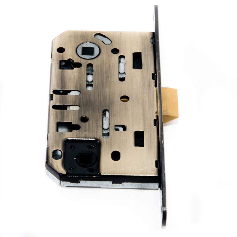 Механизм для дверей под фиксатор Safita бронза