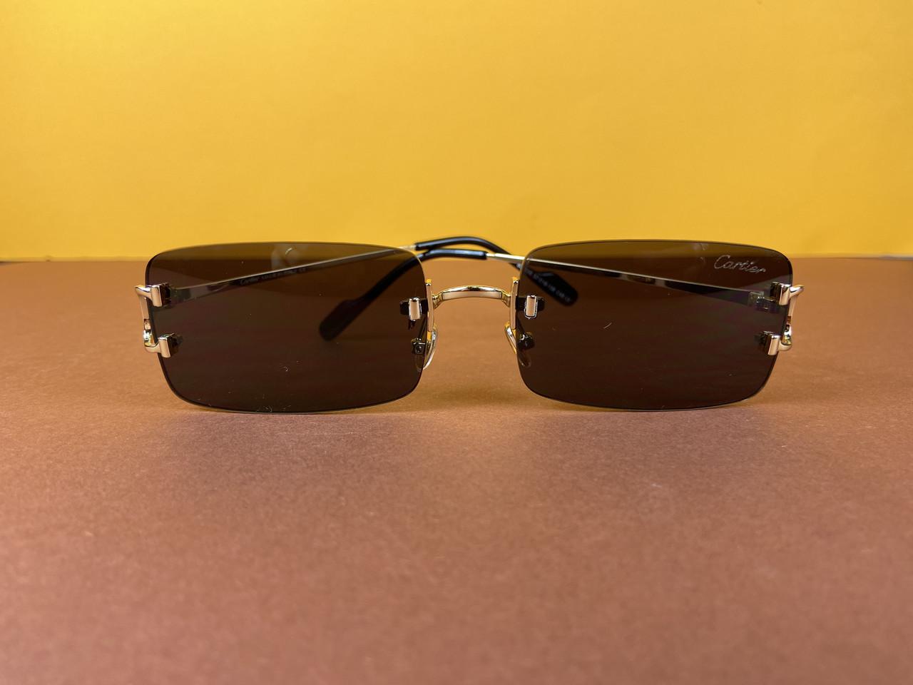 Очки солнцезащитные Cartier (Картье) 106-30