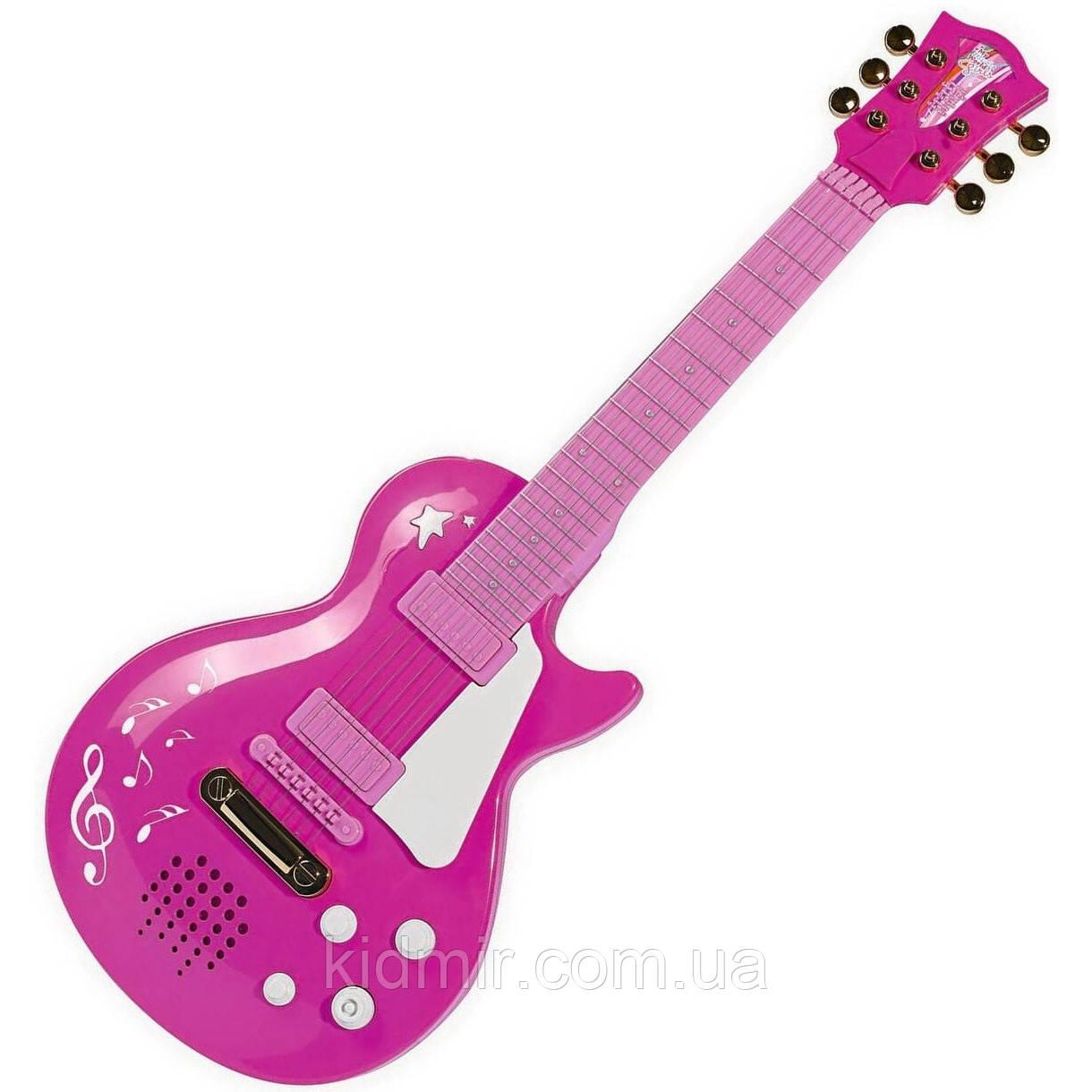Детская рок гитара Девичий стиль Simba 6830693