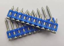 Гвозди кованные Toua Bullet Point для кирпича, штукатурки, дерева в обойме MG (27-40 мм, 500 шт)