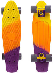 "Fish Skateboards Sunset  22"" - Сансет 57 см Soft-Touch пенни борд"
