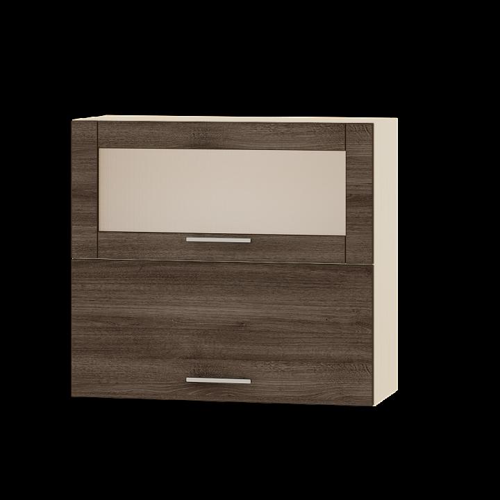 Модуль для кухни Верх Витрина BВГ14-800 серия Оптима
