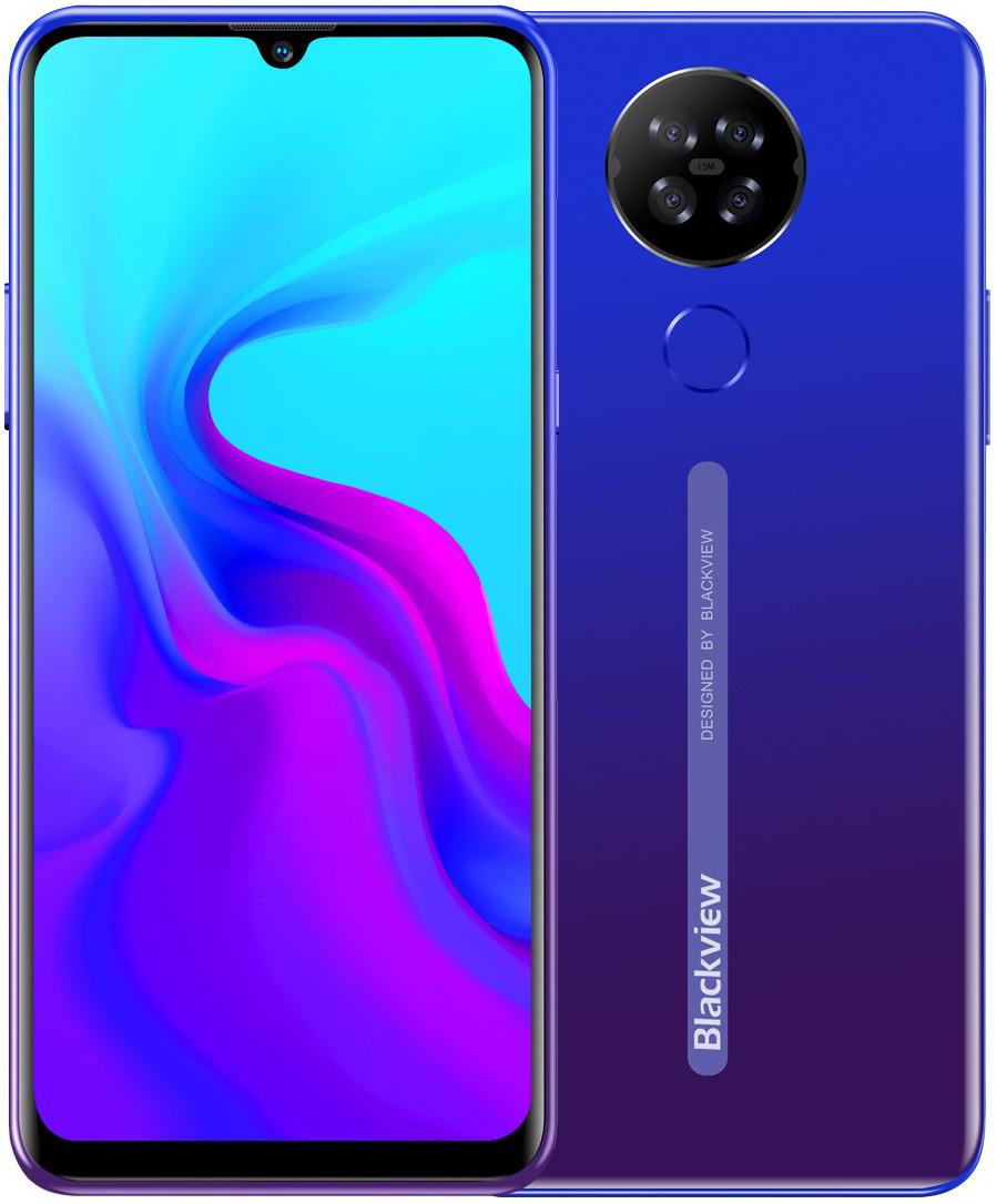 Blackview A80 | Синий | 2/16Гб | 4G/LTE | Гарантия