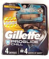 Оригинал 100% из США Gillette Fusion5 PROSHIELD лезвия USA
