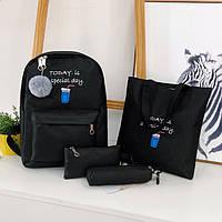 Жіночий  набір  с рюкзаком FS-3668-10, фото 1