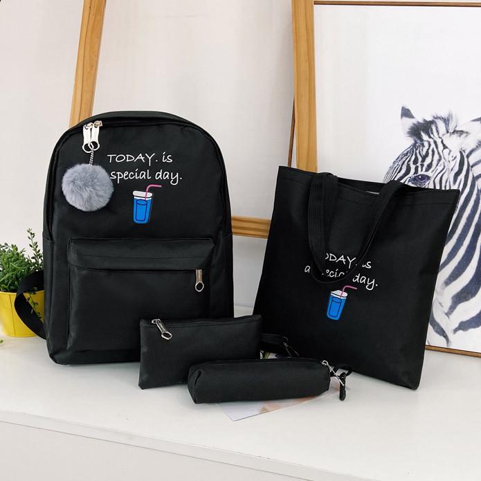 Жіночий  набір  с рюкзаком FS-3668-10