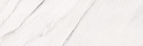 Плитка Opoczno / Carrara Chic White Chevron Structure Glossy  29x89