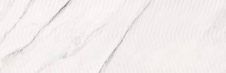 Плитка Opoczno / Carrara Chic White Chevron Structure Glossy  29x89, фото 2