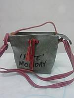 Женская маленькая сумочка через плечо (opt-kl62/2)
