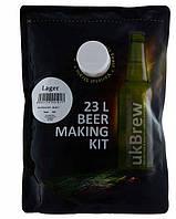 Пивной экстракт UK Brew Lager 1,6 кг