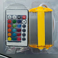 Контроллер для RGB ленты 220B 1300W-IR24