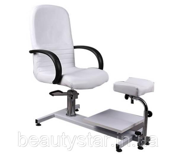Педикюрне крісло на станині класична модель крісла для педикюру SPA-100