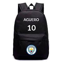 Рюкзак Манчестер Сити, Manchester City, Nike, Найк, черный