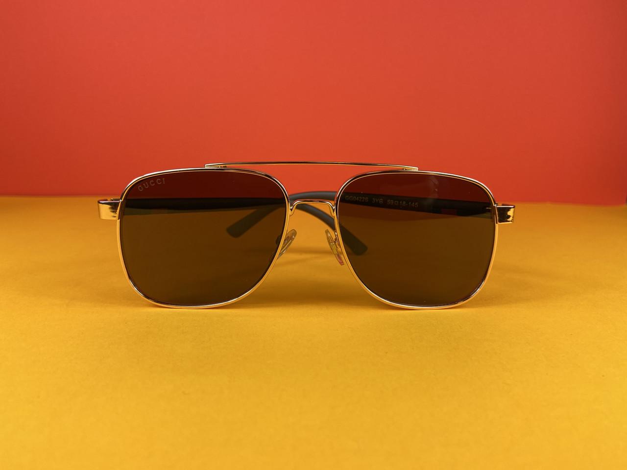 Солнцезащитные очки Gucci (Гуччи) арт. 96-08