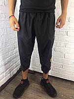 Бриджі чоловічі чорні з жовтим AiD 2012 M. L. XL.3XL