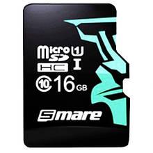 Карта памяти SMARE Micro SD 16 GB 10 Class Черный