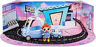 Мебель для куклы ЛОЛ Сюрприз Техно-Леди - LOL Surprise Furniture Busy B.B. 564928, фото 4