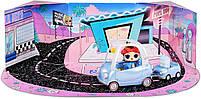 Мебель для куклы ЛОЛ Сюрприз Техно-Леди - LOL Surprise Furniture Busy B.B. 564928, фото 5