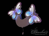 "Бра Diasha RGB ""Метелики"" 36W, фото 1"