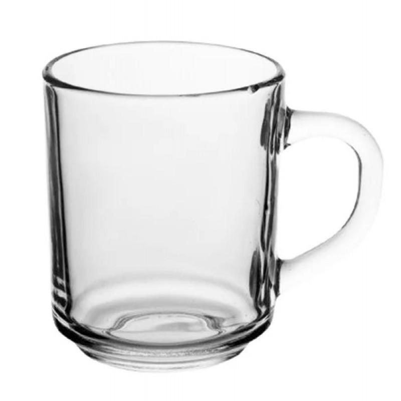 Кружка чайная стеклянная Arcopal 250 мл (L5304)