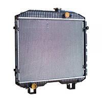Радиатор воды охлаждения  ГАЗ 66 (ПЕКАР) Алюминиевый 3-х рядный, фото 1