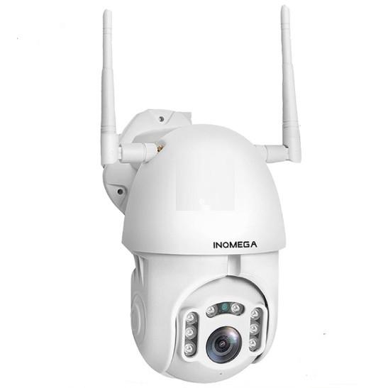 Wi-Fi IP PTZ купольная камера INQMEGA 2 MPIX Белый