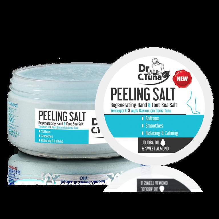 Соль-пилинг для рук и ног Dr.Tuna Farmasi