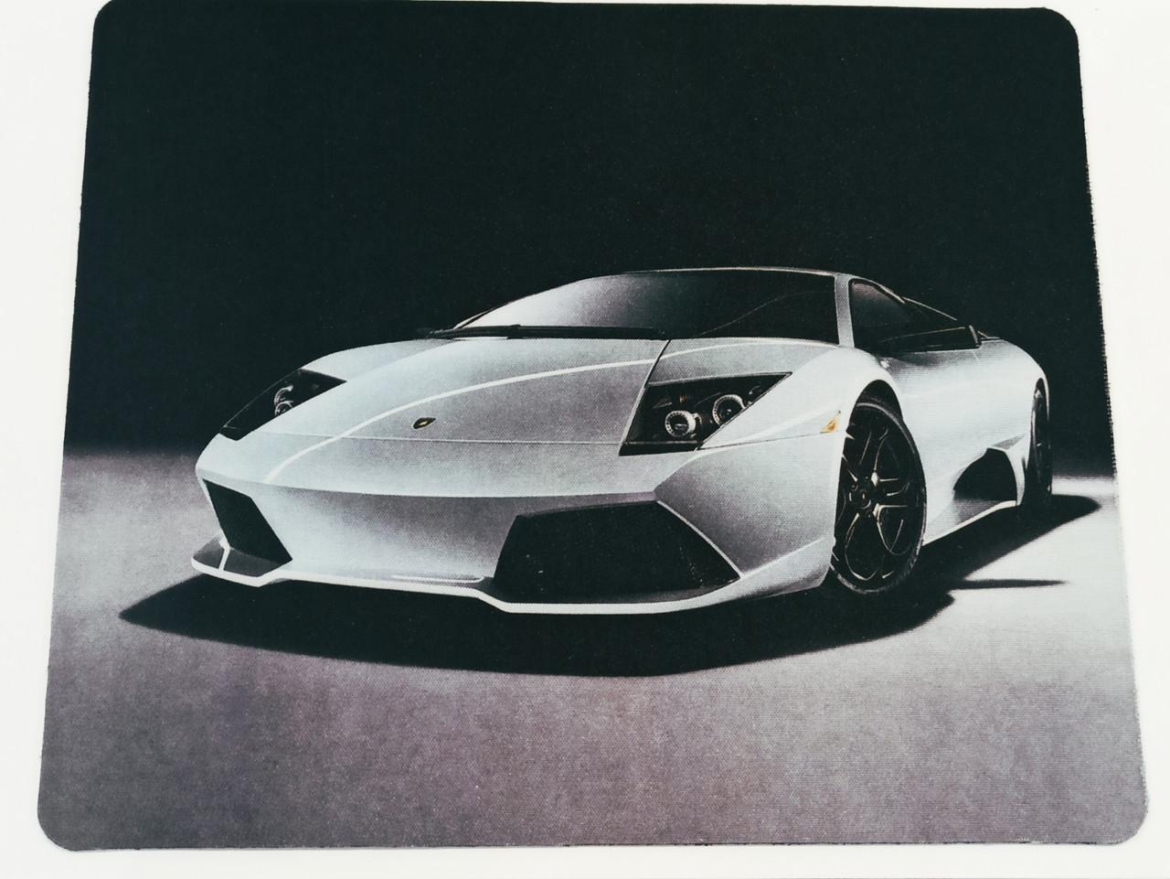 """Коврик для мышки """"Lamborghini"""" 200х240 мм. Принт"""