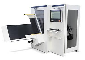 Сверлильно-пазовальный центр с ЧПУ  Morbidelli cx100 (SCM Group)