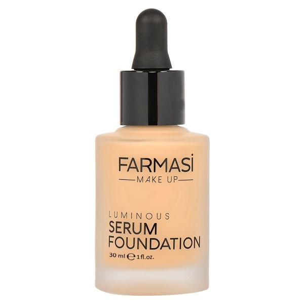 Тональная сыворотка Farmasi Luminous Serum