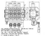 Джойстик на секционный гидрораспределитель PC100 механический, фото 4