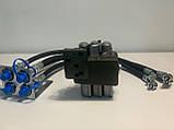 Гидрораспределитель моноблочный комплект (шланги+монтажная плита+быстросъемы) Massey Ferguson, фото 2