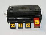 Свич 4 кнопки (2 отверстия) пневматический включатель, фото 2