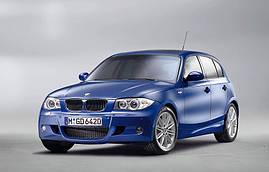 Коврики в салон  BMW 1 (E81/E82/E87) (2004-2011) передние