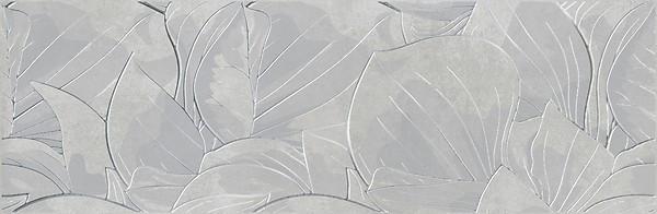 Плитка Opoczno / Flower Cemento Light Grey Inserto  24x74