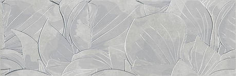 Плитка Opoczno / Flower Cemento Light Grey Inserto  24x74, фото 2