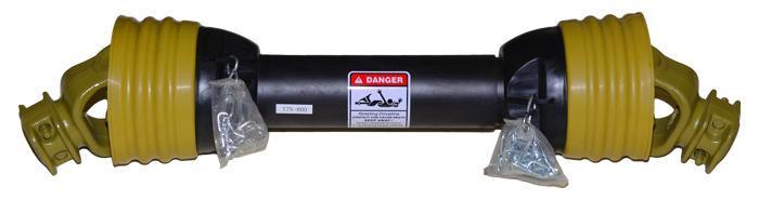 Карданный вал для опрыскивателя (40 см) 8*8 шлицов