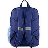 Рюкзак GoPack Сity 158-1 синій  44661, фото 3