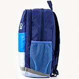 Рюкзак GoPack Сity 158-1 синій  44661, фото 6