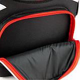 Рюкзак школьный GoPack Education ортопедический ортопедический каркасный для первоклассника с ортопедической спинкой 5001-14 Super race |44600, фото 3