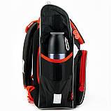 Рюкзак школьный GoPack Education ортопедический ортопедический каркасный для первоклассника с ортопедической спинкой 5001-14 Super race |44600, фото 10